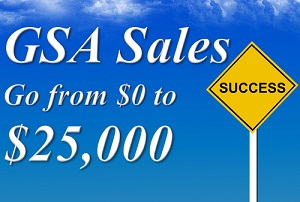 GSA Sales requirement