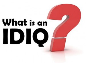 What is an IDIQ